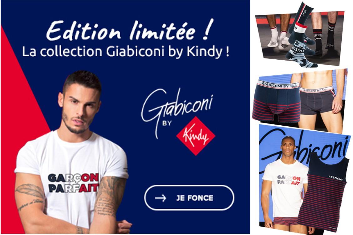 Giabiconi edition limitée