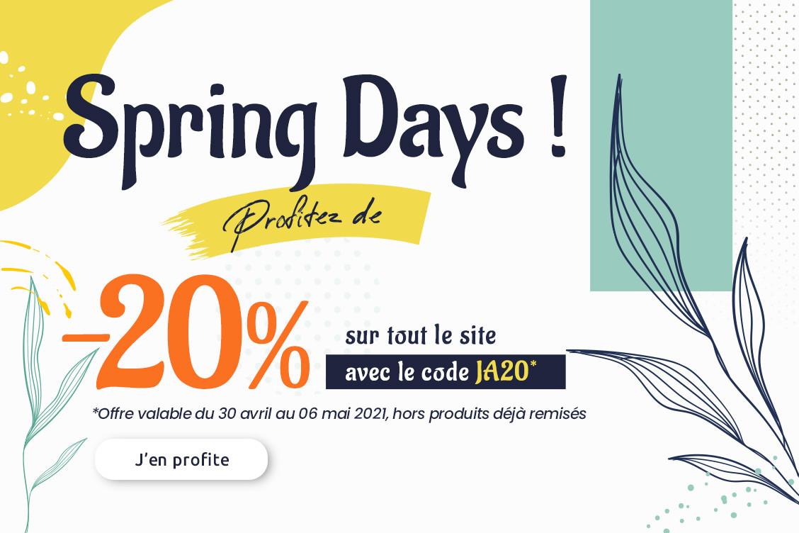 Les spring Days